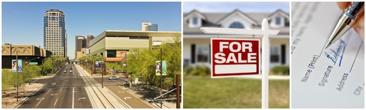 Commercial and Residential Real Estate Lawyers at Denton Peterson in Phoenix Arizona