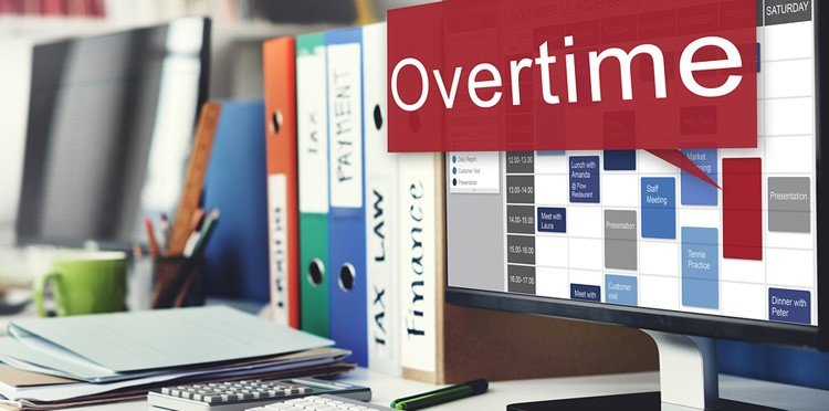 New Ruling From Department of Labor Regarding Overtime Hours