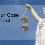 Justice Statue Winning Your Case Before Trial