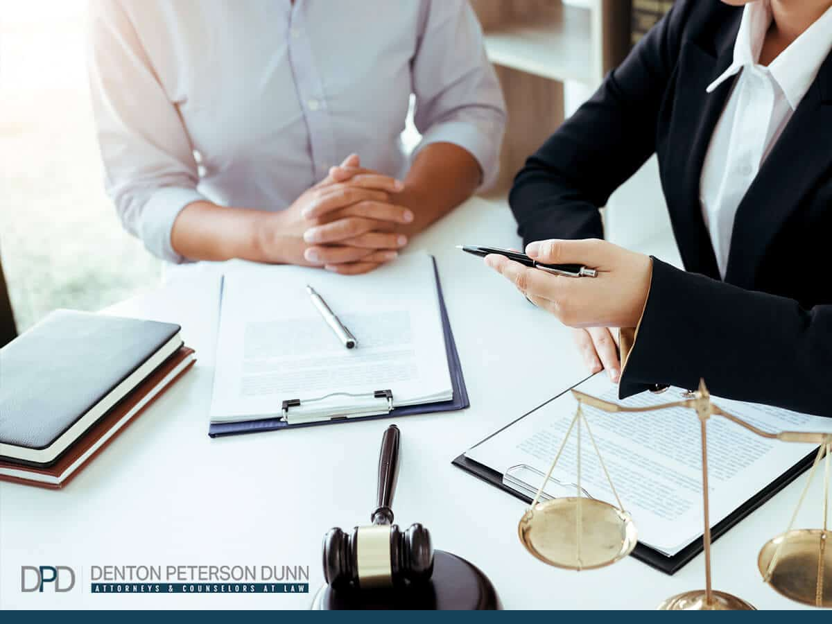 Qualified Attorney Discussing Common Outcomes From Business Lawsuits in Phoenix, AZ